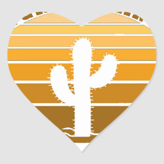 The Grand Canyon Heart Sticker