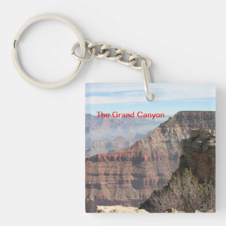 The Grand Canyon Square Acrylic Key Chains