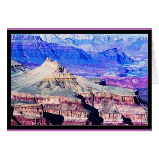 The Grand Canyon National Park Card