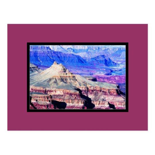 The Grand Canyon National Park Postcard