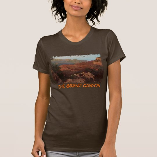 The Grand Canyon Painted Women's Shirt