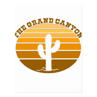 The Grand Canyon Postcard
