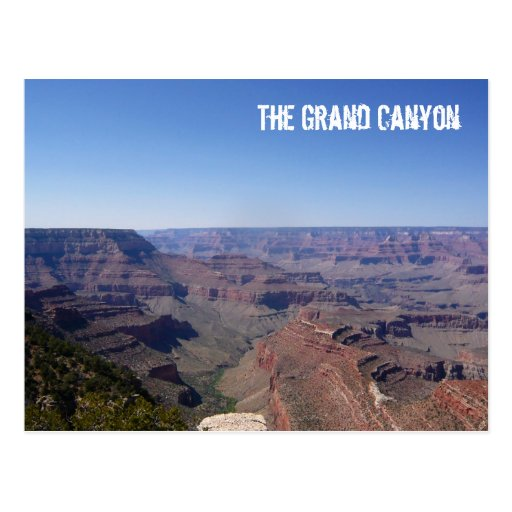 The Grand Canyon Postcards