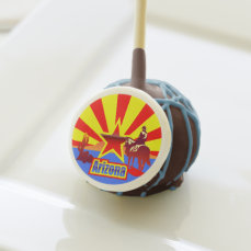 The Grand Canyon State Cake Pops