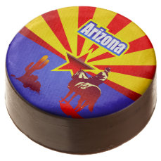 The Grand Canyon State Chocolate Covered Oreo
