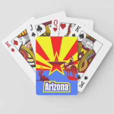 The Grand Canyon State Playing Cards