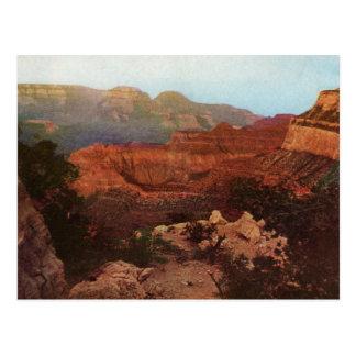 The Grand Canyon Vintage Postcard