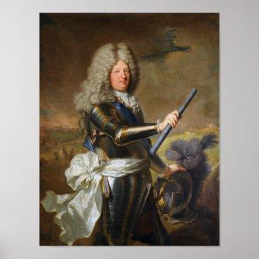 The Grand Dauphin - Louis de France Portrait Poster