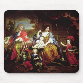 The Grand Dauphin with his Wife Mouse Pad