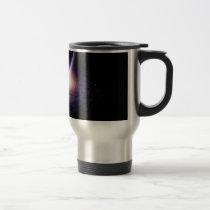 digitalblasphemy, ryanbliss, thegranddesign, space, stars, mug, travelmug, Mug with custom graphic design