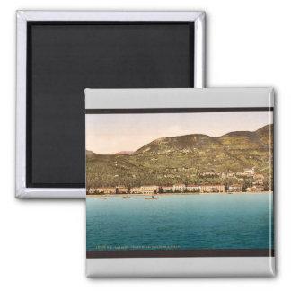 The Grand Hotel, Gardone, Garda, Lake of, Italy vi Magnets