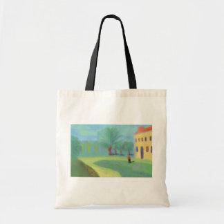 The Grand House Tote Bag