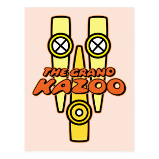 The Grand Kazoo Postcard
