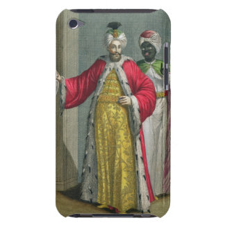 The Grand Lord, in his seraglio with the Kislar Ag iPod Touch Covers