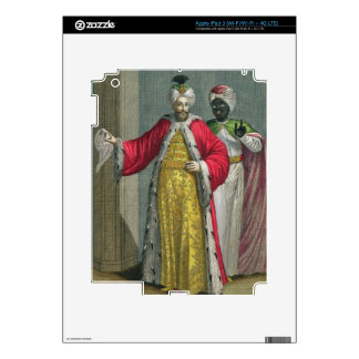 The Grand Lord, in his seraglio with the Kislar Ag Skins For iPad 3