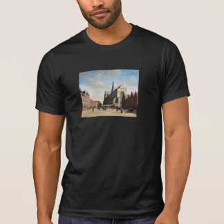 The Grand Market in Haarlem T Shirt
