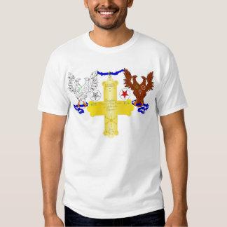 The Grand Rose Cross Shirt