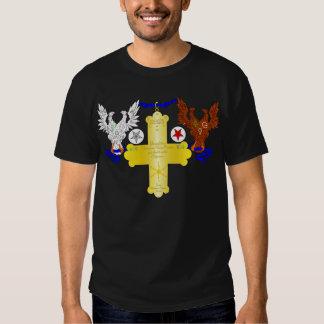 The Grand Rose Cross Tee Shirt