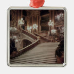 The Grand Staircase of the Opera-Garnier Christmas Ornaments