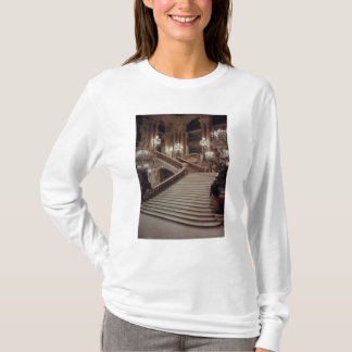 The Grand Staircase of the Opera-Garnier T-Shirt