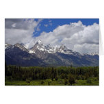 The Grand Tetons Cards