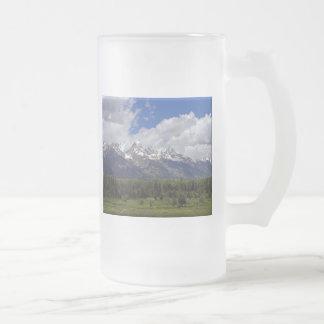 The Grand Tetons Mug
