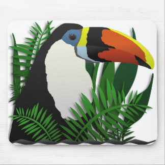 The Grand Toucan Mouse Pad