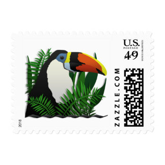The Grand Toucan Postage