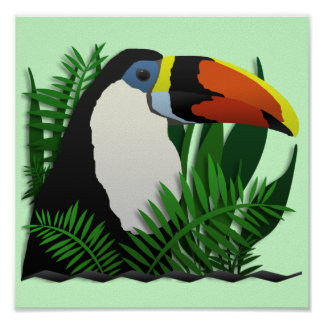 The Grand Toucan Poster