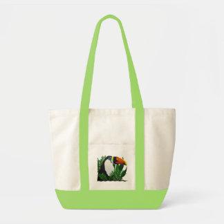 The Grand Toucan Tote Bag