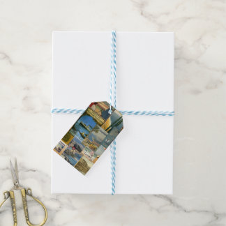 The Grand Tour Gift Tags