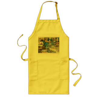The Grand Tour Long Apron