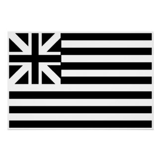 The Grand Union Flag Posters