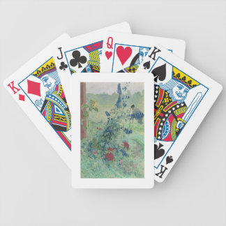 The Grandfather Bicycle Playing Cards