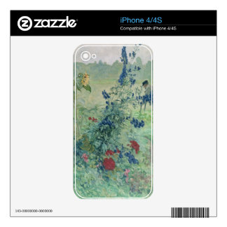 The Grandfather Decals For The iPhone 4S
