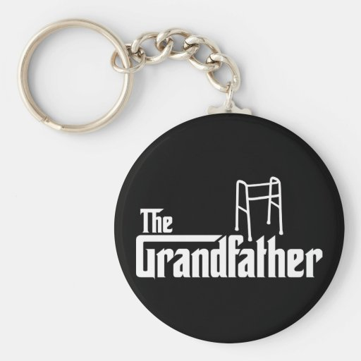 The Grandfather Keychains