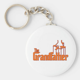 The Grandfather Keychain