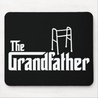 The Grandfather Mouse Pad