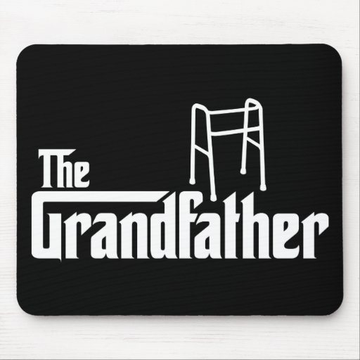 The Grandfather Mousepads