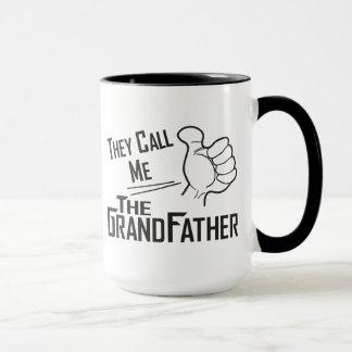 The Grandfather Mug