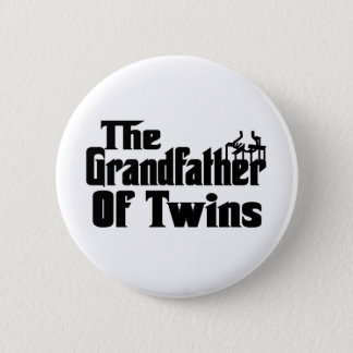 The GRANDFATHER of TWINS Button