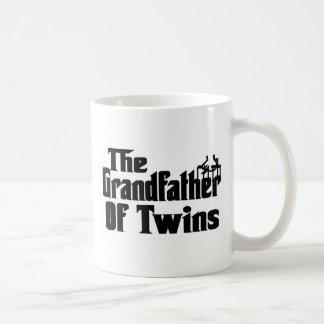 The GRANDFATHER of TWINS Mug
