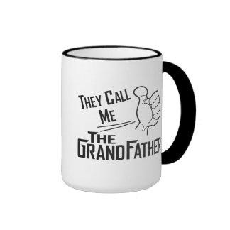 The Grandfather Ringer Mug