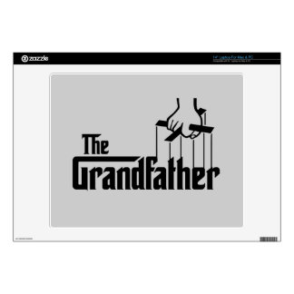 "The Grandfather 14"" Laptop Skins"