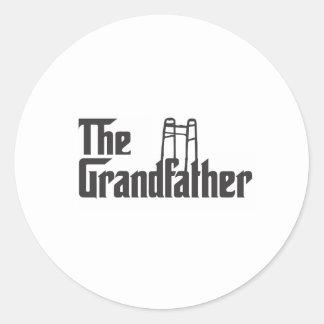 The Grandfather Sticker