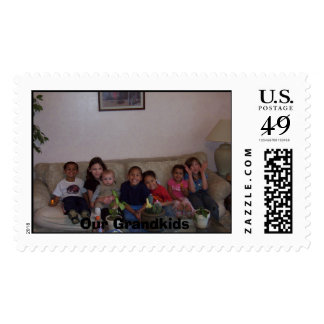 The Grandkids Stamps
