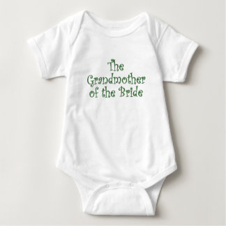 The Grandmother of the Bride T Shirts