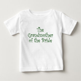 The Grandmother of the Bride Tees
