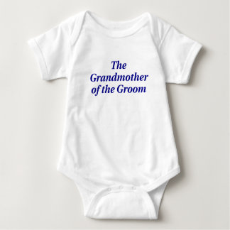 The Grandmother of the Groom T Shirts