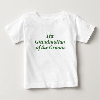 The Grandmother of the Groom Tee Shirts
